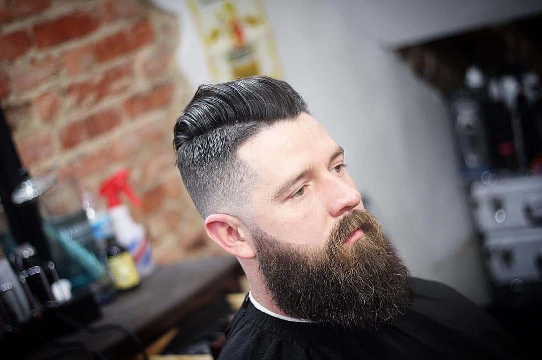 Hair Style For Guys: 45 Amazing Widow's Peak Hairstyles
