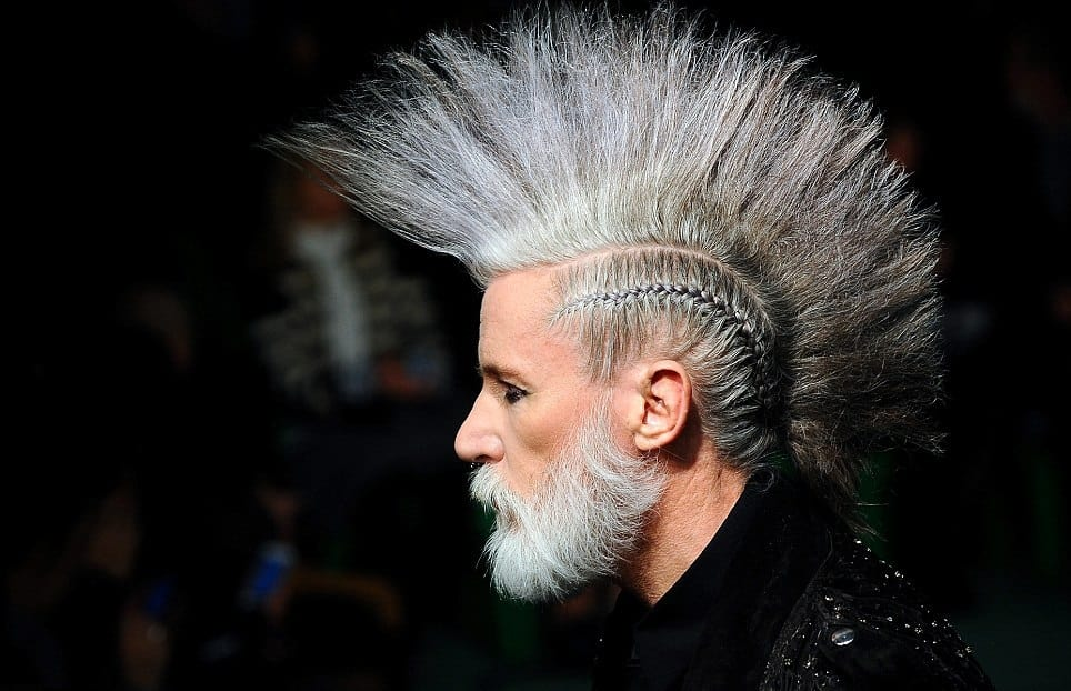 25 Best Head Turning Punk Hairstyles