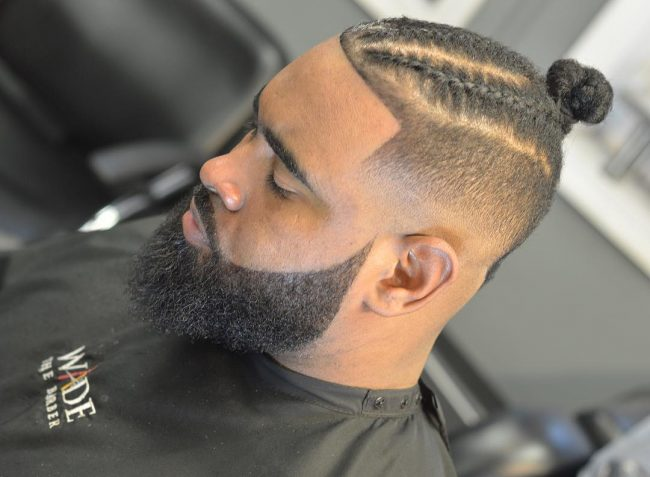 beard fade 36