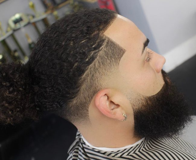 beard fade 40