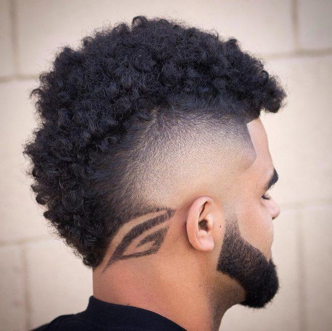 beard fade 43