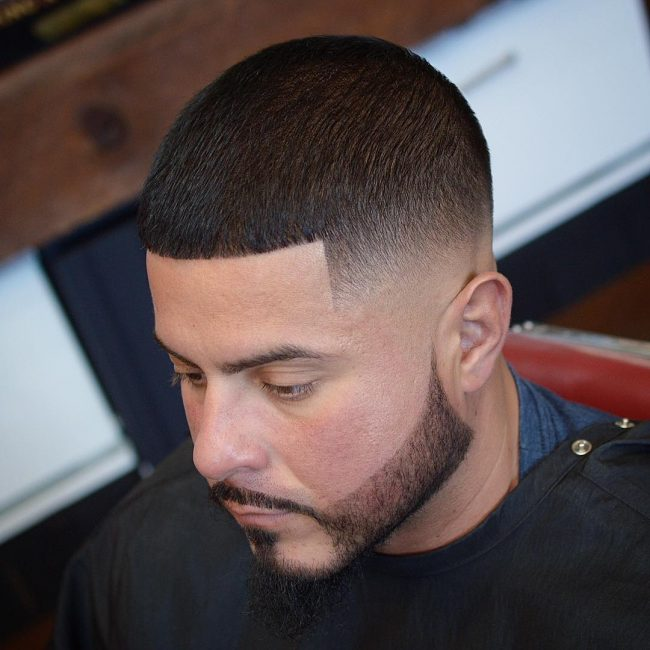 beard fade 53