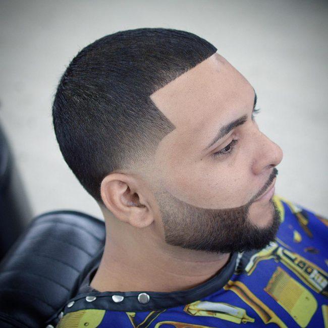 beard fade 54