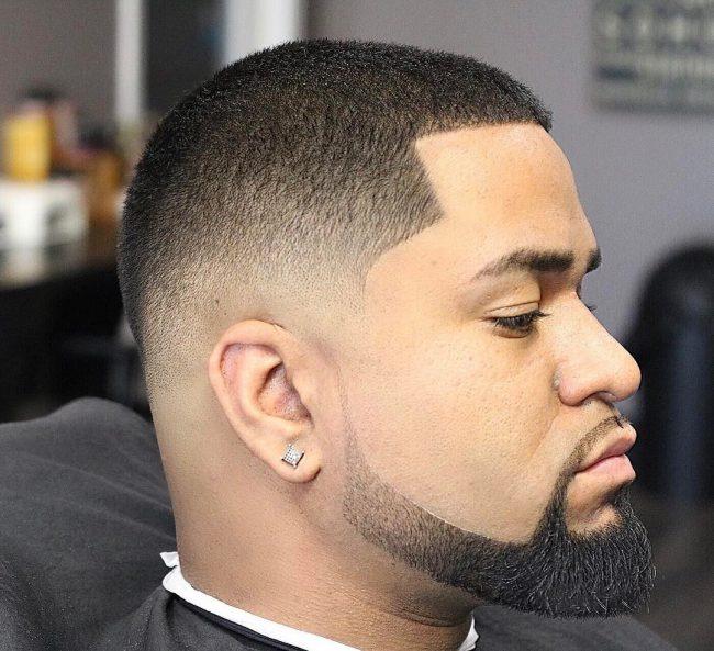beard fade 55