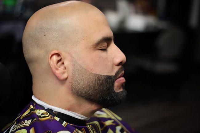 beard fade 58