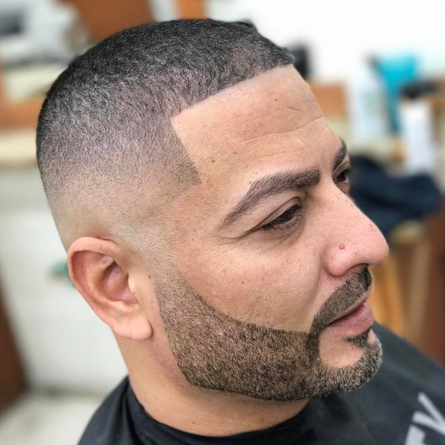 beard fade 64