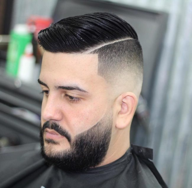 beard fade 65