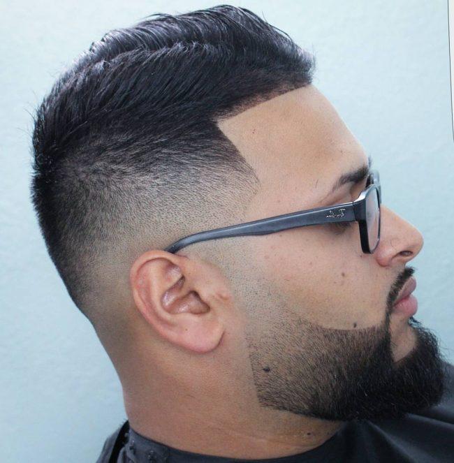 beard fade 66