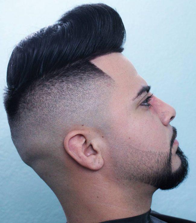 beard fade 67