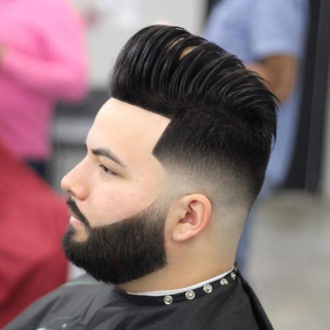 beard fade 74