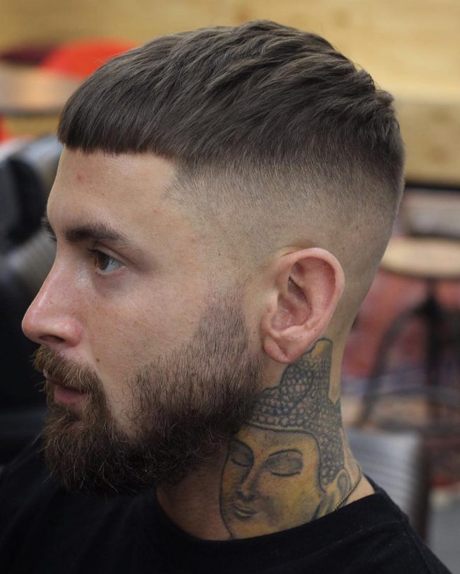 Mens Hair Haircuts trend hairstyle now