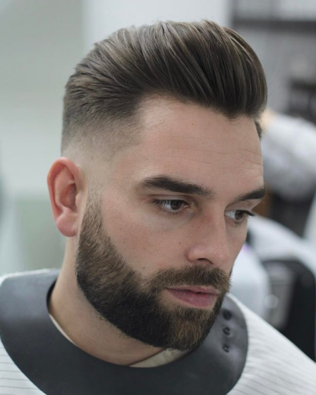 70 Hottest Mens Hairstyles For Straight Hair 2018 New