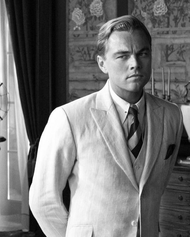 45 Great Gatsby Hairstyles For Men Bring Out Elegance 2019