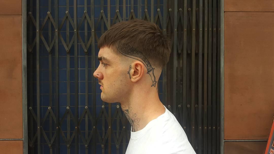 50 Dashing Nazi Haircuts 2018 Military Inspired Looks