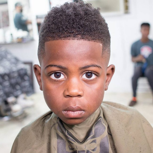 60 Easy Ideas For Black Boy Haircuts For 2019 Gentlemen