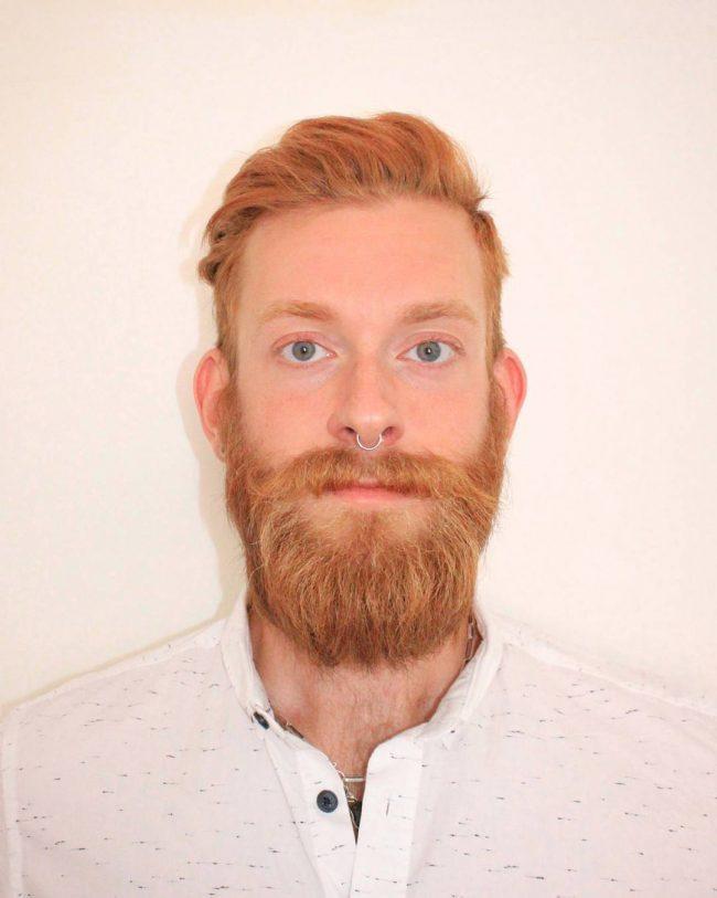 Blazing Beard