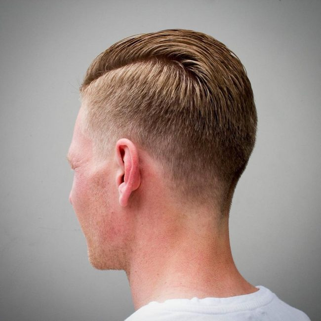 50 Dashing Nazi Haircuts - (2019) Military Inspired Looks