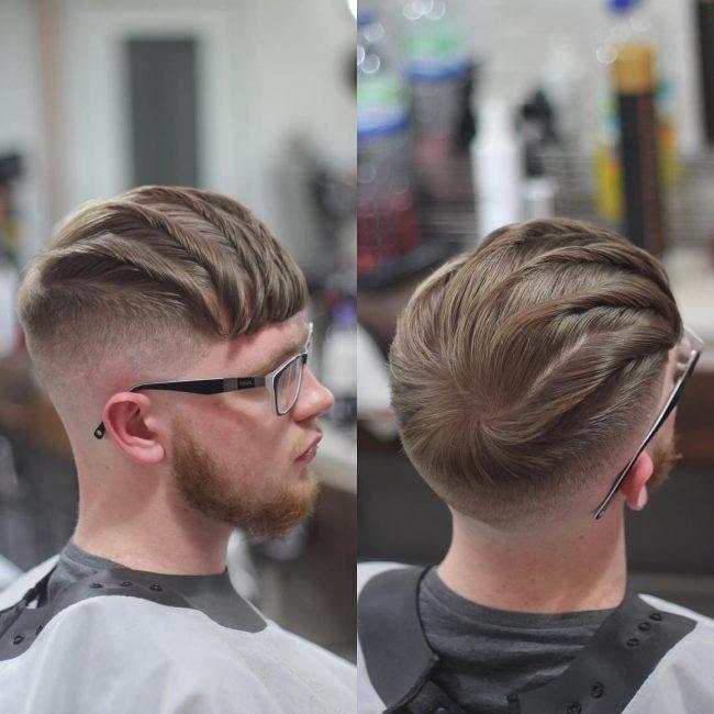 Channeled Hair