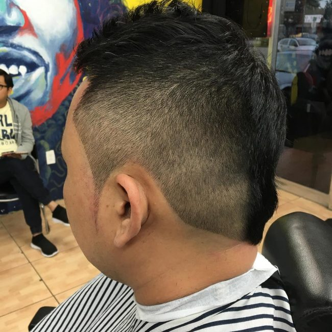 Classic Tapered Fade