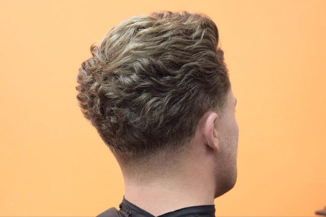 Comb Over Taper 31