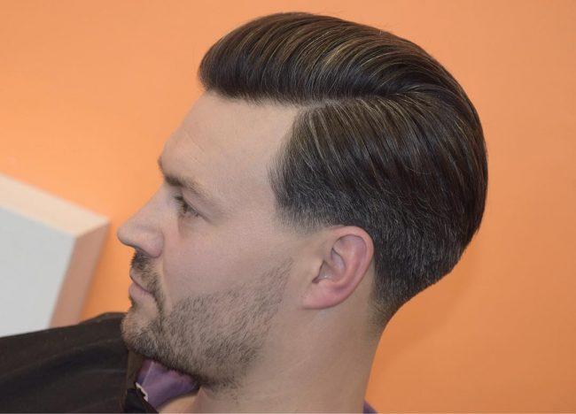 Comb Over Taper 33