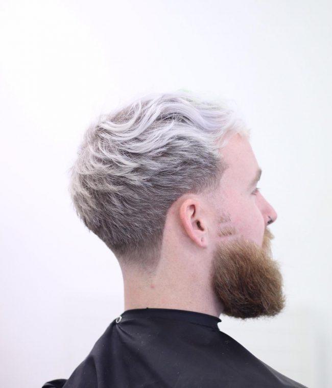 Comb Over Taper 34