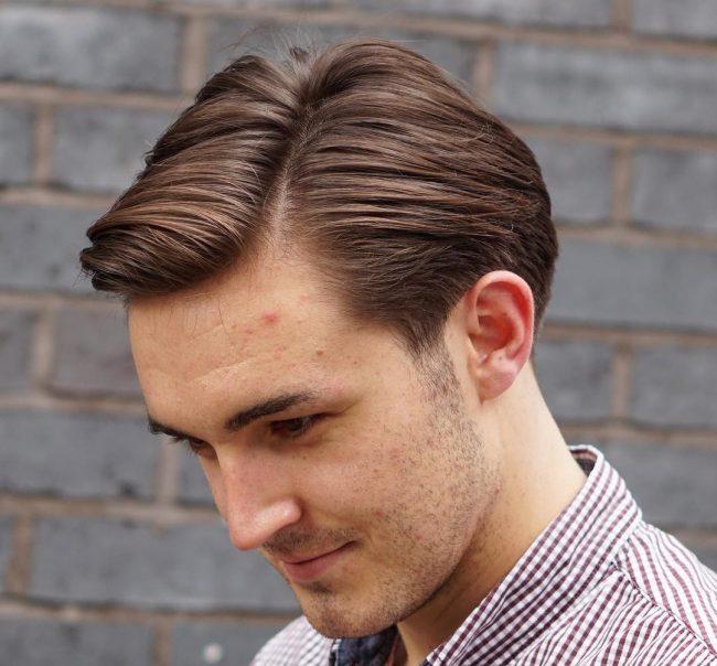 Comb Over Taper 51