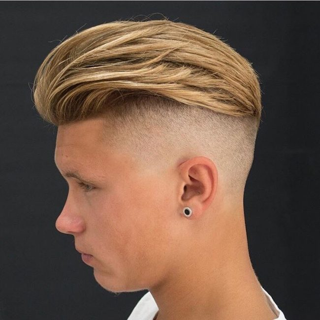 Fancy and Modern Pompadour