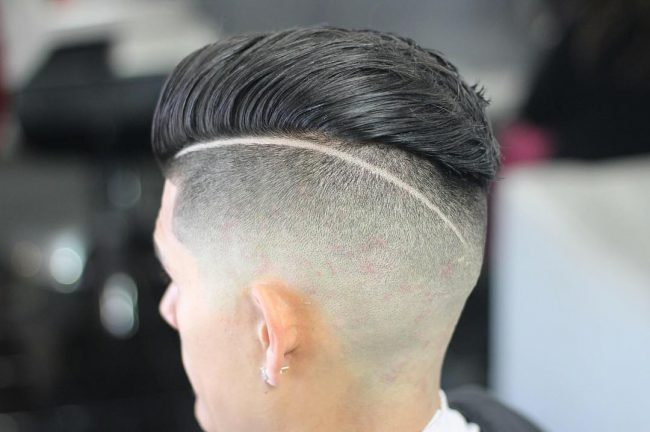 Feathered Clipper Cut