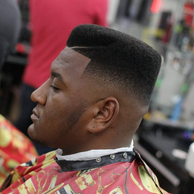 Flat Top With Sharp Edges