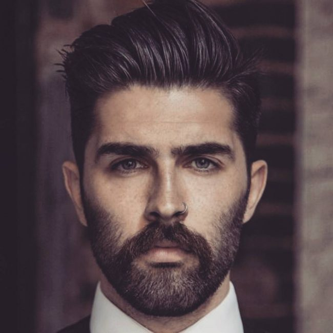 7 Best Beard Styles For Men With Short Hair Milkman Grooming Co