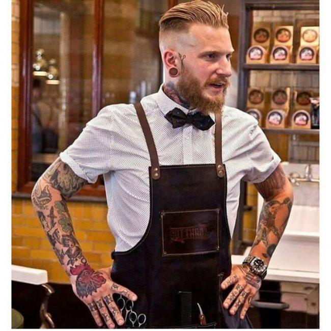 Gorgeous Mane and Beard