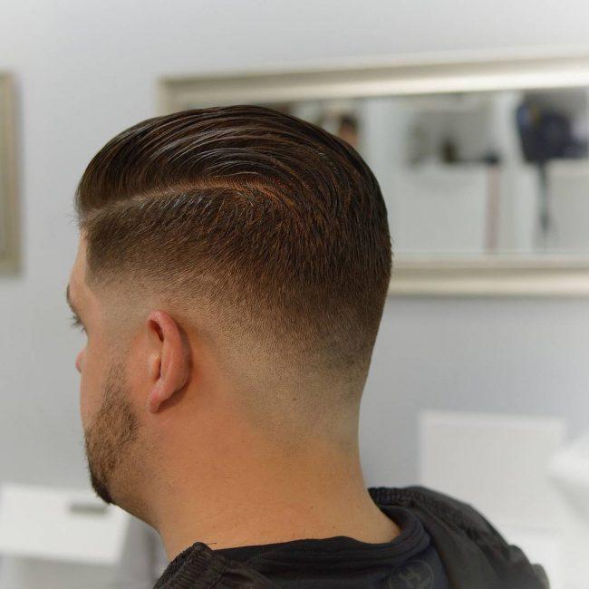 Hairstyles for Balding Men 46