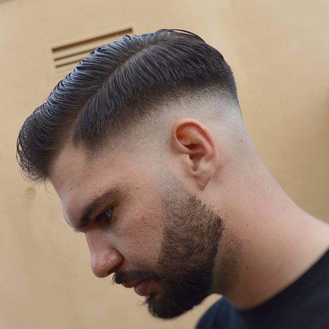 Hairstyles for Balding Men 47