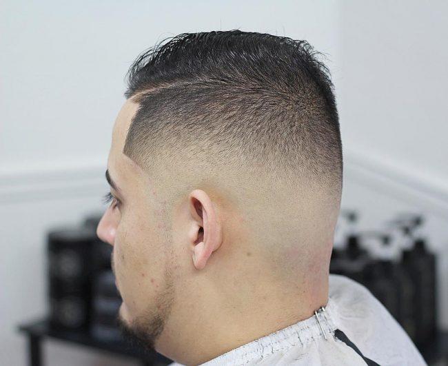 Hairstyles for Balding Men 50