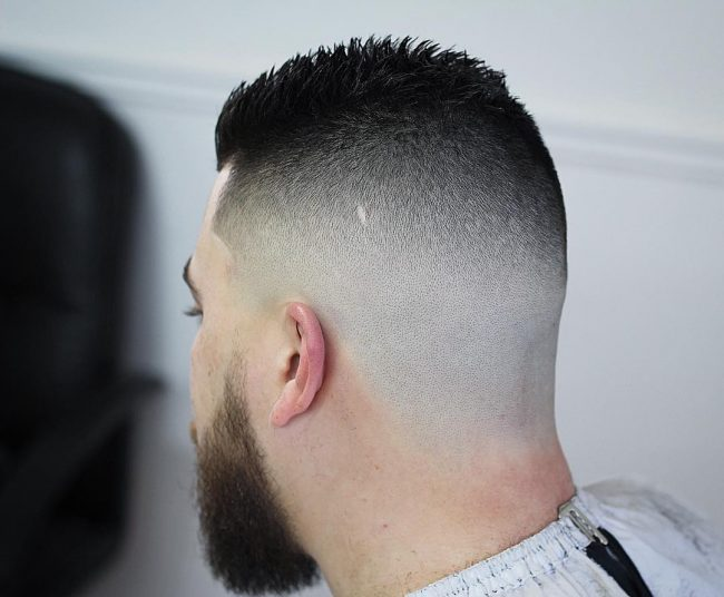 Hairstyles for Balding Men 51
