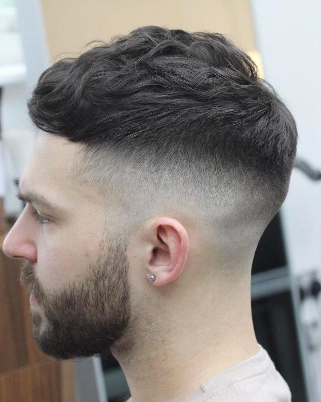 Hairstyles for Balding Men 52