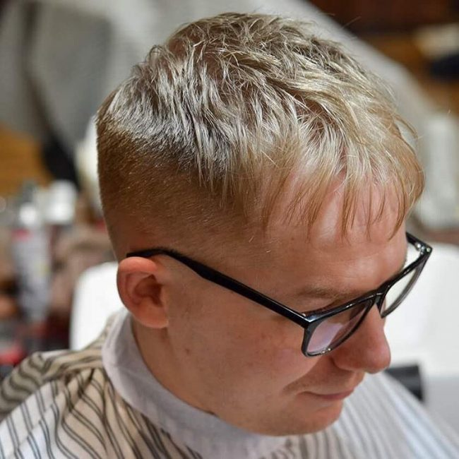 Hairstyles for Balding Men 54