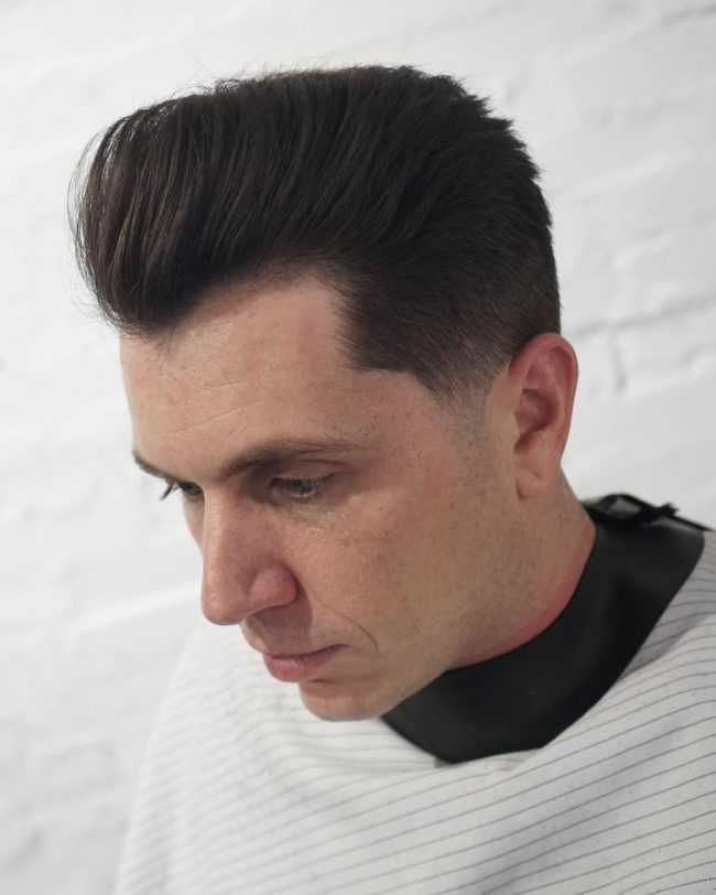Hairstyles for Balding Men 57