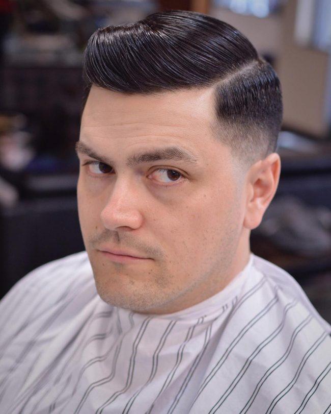 Hairstyles for Balding Men 61