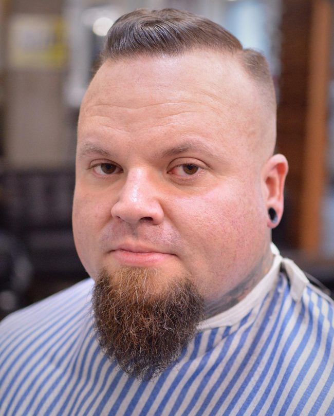 Hairstyles for Balding Men 62