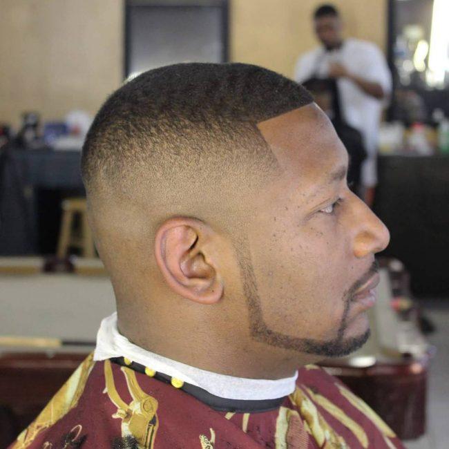 Hairstyles for Balding Men 66