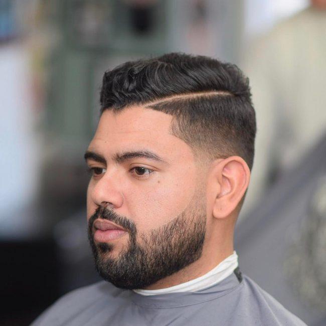 Hairstyles for Balding Men 68