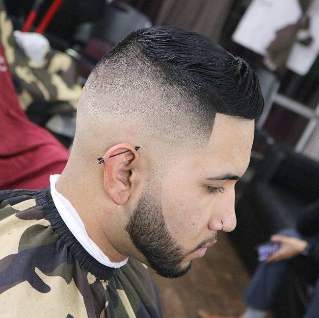 Hairstyles for Balding Men 71