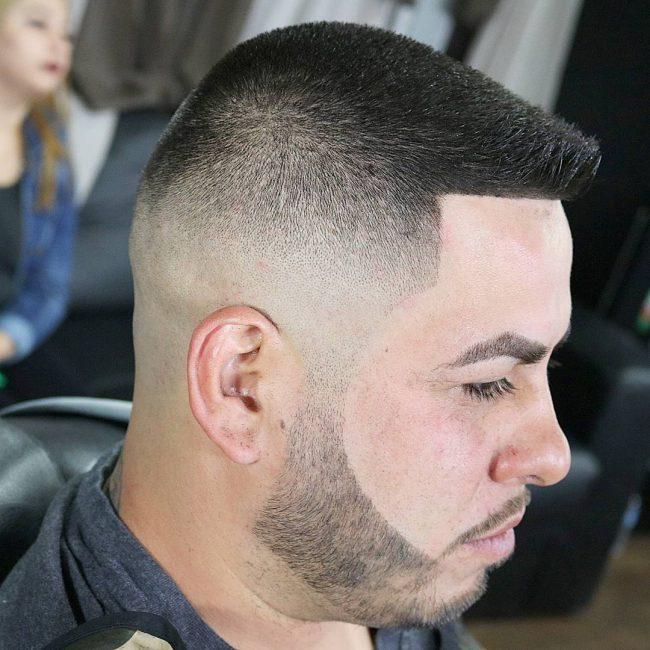 Hairstyles for Balding Men 72