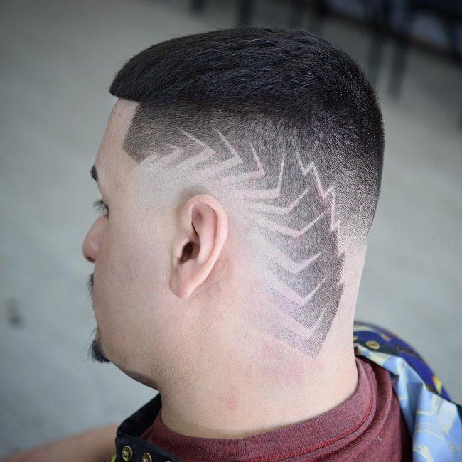 Hairstyles for Balding Men 74