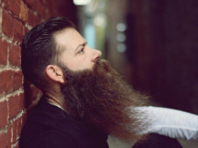 Full Beard # 36
