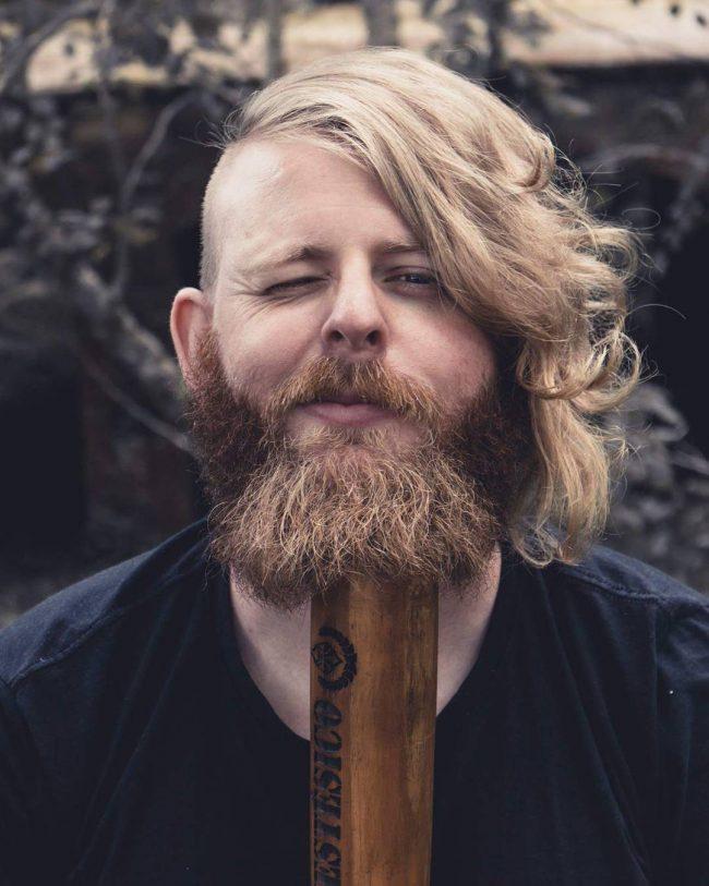 Full Beard # 50