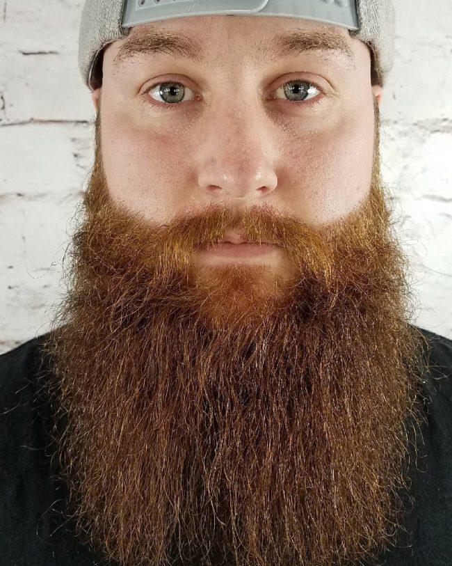 Full Beard # 52
