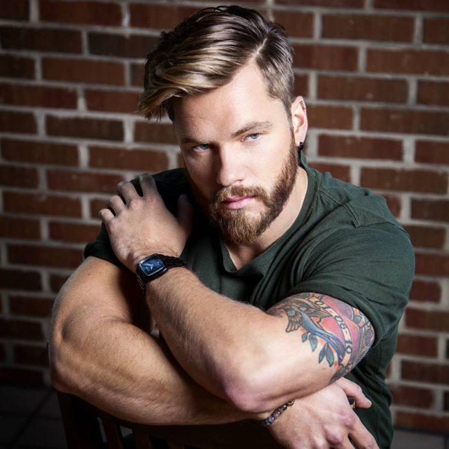 Full Beard # 54